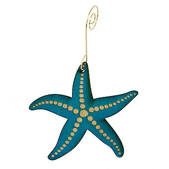 Starfish Laser Cut Ornament