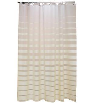 Épaississement de rideau de douche