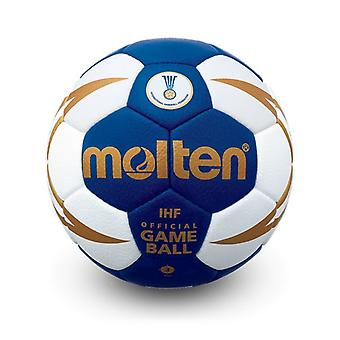 Ball for Handball Molten H3X5001 Leatherette (Size 3)