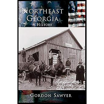 Northeast Georgia - A History by Gordon Sawyer - 9781589730854 Book