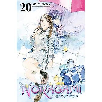 Noragami Stray God 20