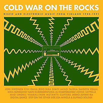 Cold War On The Rocks - Disco & Electronic [CD] USA import