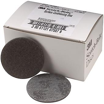 "3M 430399 וויסקי בריאנט-מדיום לוקס 100 מ""מ דיסק X 16mm"