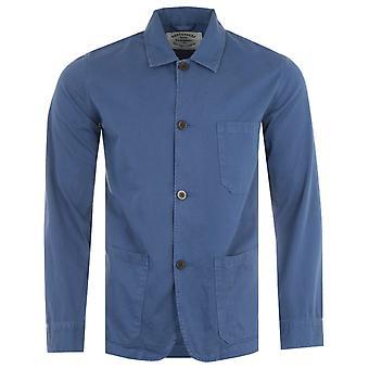 Portuguese Flannel Labura Jacket - Blue