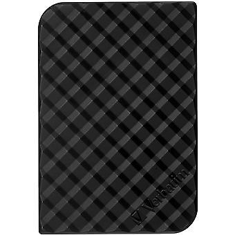 Verbatim Portable Hard Drive 1TB Black