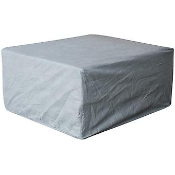 pöydän kansi 100x100x50 cm SFS harmaa