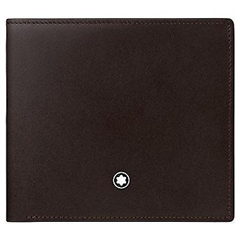 Montblanc Meisterstuck Classic Credit Card Holder, 11 cm, Ruskea (Braun)(1)