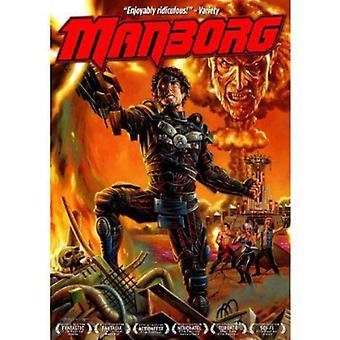 Manborg [DVD] USA import