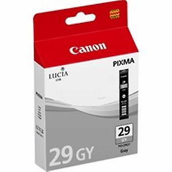 Canon 4871B001 (IGP-29 GY) Cartuccia d'inchiostro grigia, 724 pagine, 36ml