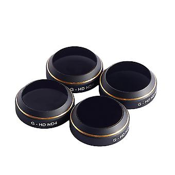 Pgytech Linse filtre til Dji Mavic Pro Drone G-hd-nd4 8 16 32 Cpl Hd Filter