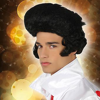 Peruukit Elvis Brunette 116270