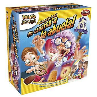 Board game No Asustes A La Abuela Bizak