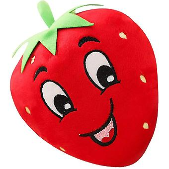 Cherry Shape Dog Squeaky Toy