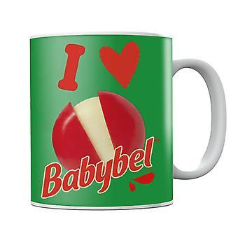 Baby Bel Jag älskar Baby Bel Mugg