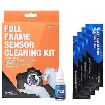 Full Frame Dslr Slr Camera Sensor Ccd / cmos Kit de nettoyage