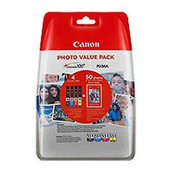 Compatible Ink Cartridge Canon CLI551XL Multicolour