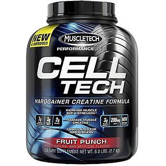 Cell-Tech, Orange - 2700 grams