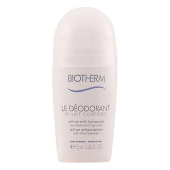 Déodorant Roll-On Le Déodorant Biotherm (75 ml)