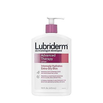 Lubriderm Advanced Therapy Loción con Vitamina E y B5, 16 fl oz