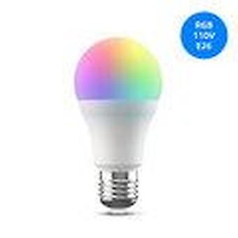 Broadlink lb27 26 smart wi-fi rgb bulb dimmer timer light works with google home & alexa
