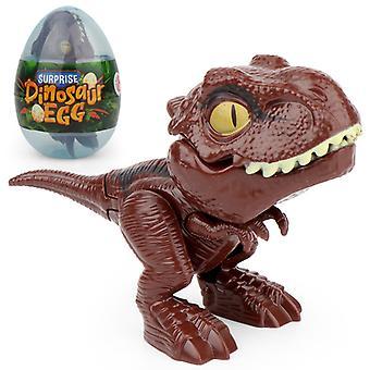 1pcs Finger Dinosaurier Ei Spielzeug Kreative Tricky Tyrannosaurus