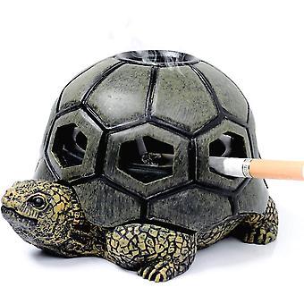 Schildkröte Aschenbecher für Zigaretten Kreative Schildkröte Aschenbecher Craft Dekoration