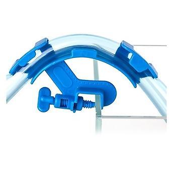 Držiak na filtráciu akvária Vodný potrubný filter pre nádrž mount tube fish tank