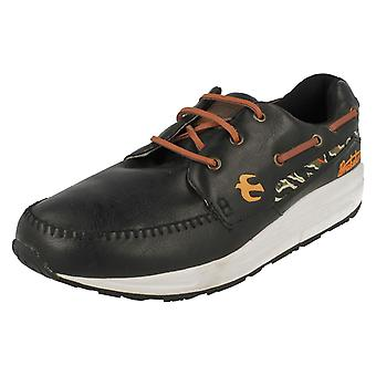 Mens Brakeburn Casual Lace Up Shoes Five Spoke