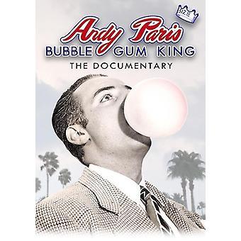 Andy Paris: Bubblegum King [Blu-ray] USA import