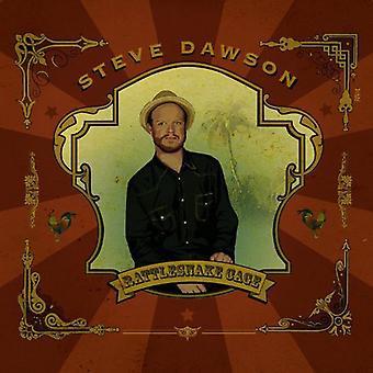 Steve Dawson - Rattlesnake Cage [Vinyl] USA import