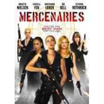Mercenaries [DVD] USA import
