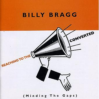 Billy Bragg - Reaching to the Converted [CD] USA import