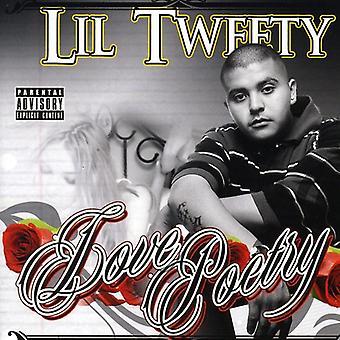 Lil Tweety - Love Poetry [CD] USA import