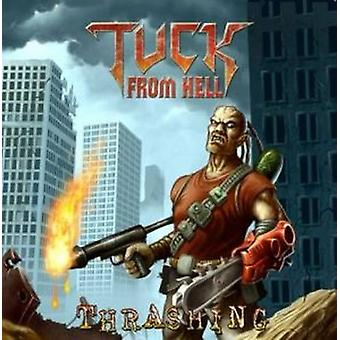 Tuck From Hell - Thrashing [CD] USA import