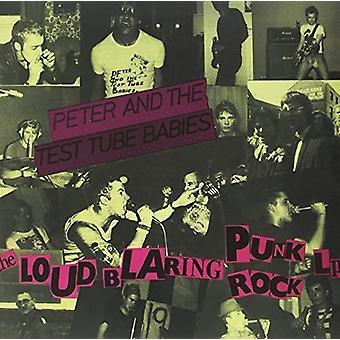 Peter & the Test Tube Babies - Loud Blaring Punk Rock [Vinyl] USA import