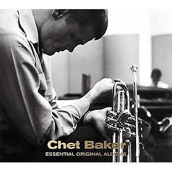 Chet Baker - wesentliche Original-Alben [CD] USA import
