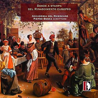 Gervaise / Accademia Del Ricercare / Busca - Danza a Stampa Del Rinascimento Europeo [CD] USA import
