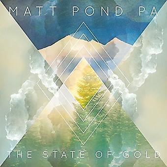 Matt Pond Pa - State of Gold [Vinyl] USA import