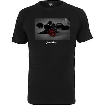 Mister tee shirt - PASSION ROSE black