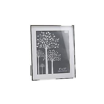 CGB presentartiklar Silver Box fotoram (8x10in)