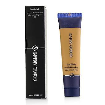 Giorgio Armani tela segunda piel ligero Fundación Face - # 3.5-40ml/1,35 oz