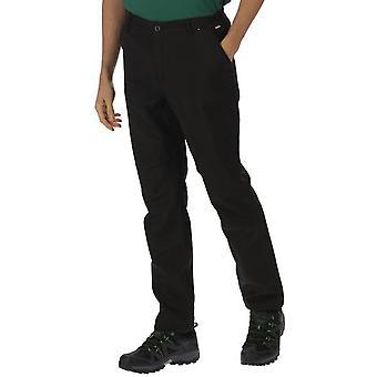 Regatta Herre Fenton letvægts Softshell Walking bukser