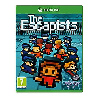 The Escapists (Xbox One)-ny
