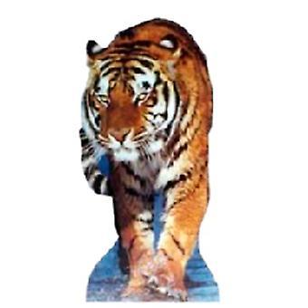 Tiger Pappausschnitt