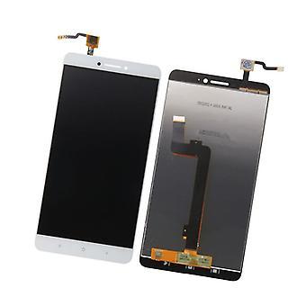Für Xiaomi Mi MAX Reparatur Display Full LCD Komplett Einheit Touch Weiß