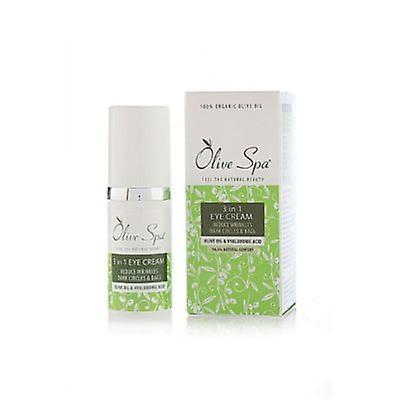 Eye cream 3 in 1, anti-ageing and anti wrinkle 30ml.