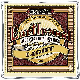 Ernie Ball Steel string (acoustic guitar) EB2004 Light 011-052