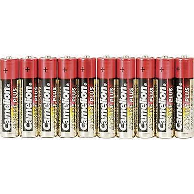 Batteria AAA Alkali-manganese Camelion Plus LR03 1250 mAh 1.5 V 10 pc(s)