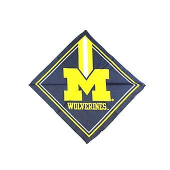Michigan Wolverines NCAA Fandana Bandana