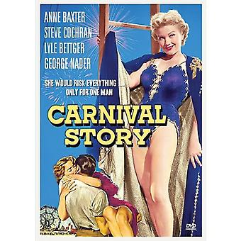 Carnival Story [DVD] USA import